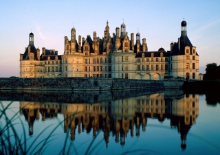 Chateau de Chambord France Wallpaper for Android, iPhone and iPad