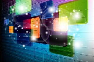 3d Technology - Fondos de pantalla gratis para Blackberry RIM PlayBook LTE