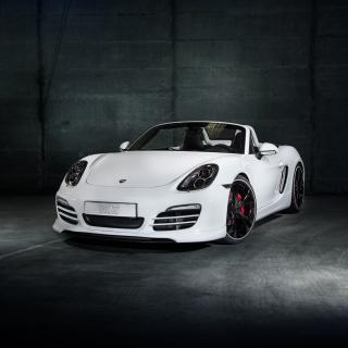 Techart Porsche Boxster - Obrázkek zdarma pro 320x320
