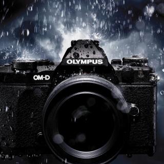 Olympus Om D - Obrázkek zdarma pro 128x128