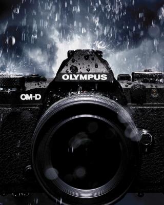 Olympus Om D - Obrázkek zdarma pro Nokia Lumia 505