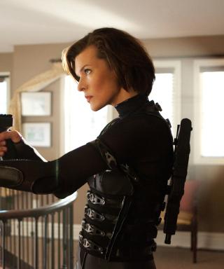 Resident Evil: Retribution - Obrázkek zdarma pro 128x160
