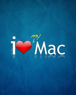 I love Mac - Obrázkek zdarma pro Nokia X1-00