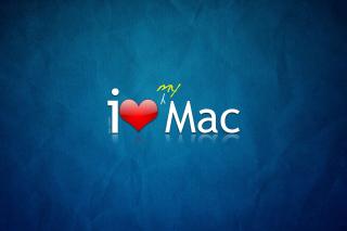 I love Mac - Obrázkek zdarma pro 1152x864