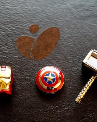 Avengers USB Flash Drives - Obrázkek zdarma pro 352x416