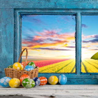 Easter still life - Obrázkek zdarma pro iPad Air