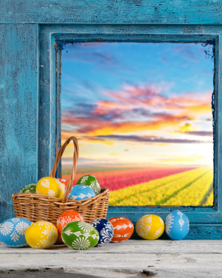 Easter still life - Obrázkek zdarma pro Nokia C3-01 Gold Edition