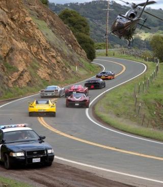 Need For Speed Film - Obrázkek zdarma pro Nokia C6-01