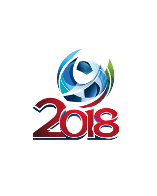 2018 FIFA World Cup in Russia - Obrázkek zdarma pro Nokia C2-02
