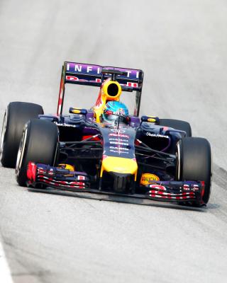 Formula 1 Rauch - Obrázkek zdarma pro Nokia Asha 203