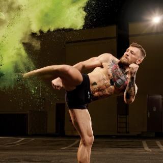 Conor McGregor MMA King - Obrázkek zdarma pro 320x320