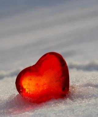 Candy Heart And Sugar - Obrázkek zdarma pro Nokia X7