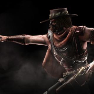 Mortal Kombat 10, Erron Black - Obrázkek zdarma pro iPad