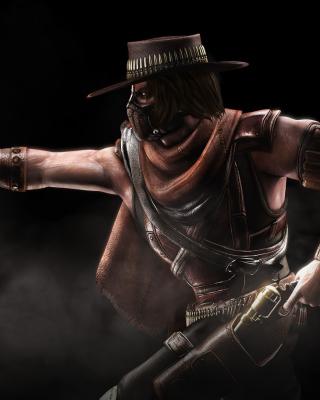 Mortal Kombat 10, Erron Black - Obrázkek zdarma pro 640x1136