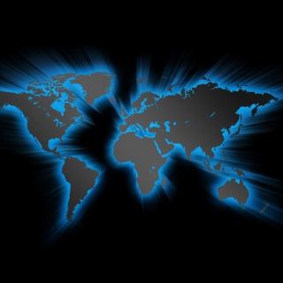Earth Map - Obrázkek zdarma pro iPad mini 2