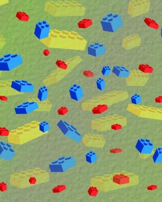 Lego Bricks - Obrázkek zdarma pro Nokia Lumia 625