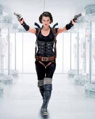 Resident Evil Alice - Obrázkek zdarma pro 128x160