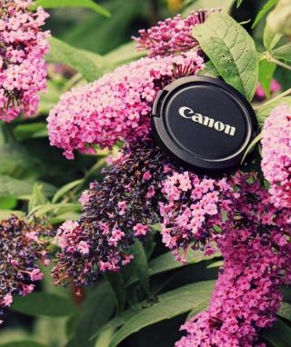 Canon Cap - Obrázkek zdarma pro Nokia Asha 306