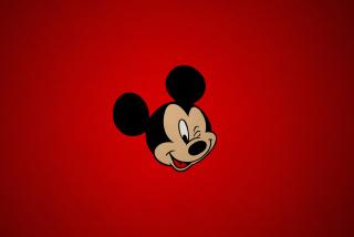 Mickey Winking - Obrázkek zdarma pro 480x360
