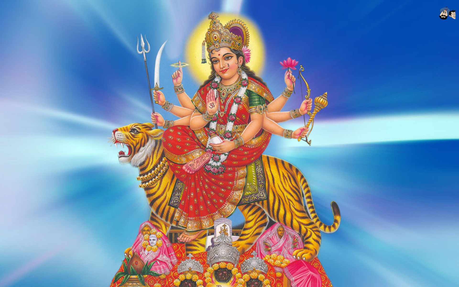 Indian Pictures of hindu gods and goddesses for mobile