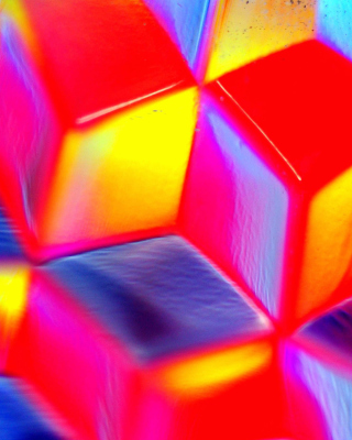 Colorful Cubes 3D - Obrázkek zdarma pro Nokia C5-06
