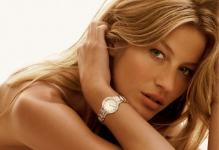 Gisele Bundchen Super Model Wallpaper for Android, iPhone and iPad
