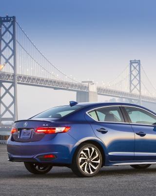 2016 Acura ILX Premium Sport Sedan - Obrázkek zdarma pro 1080x1920