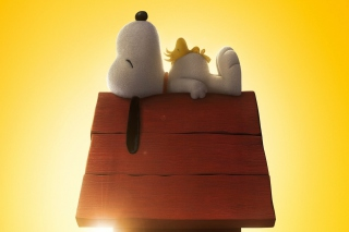 Snoopy Dog Picture for Android, iPhone and iPad