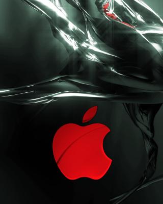 Apple Emblem - Obrázkek zdarma pro 750x1334