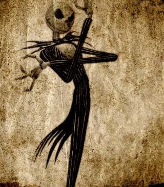 Jack Skellington - Obrázkek zdarma pro 128x160
