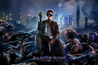 Saints Row 4 Picture for Android, iPhone and iPad