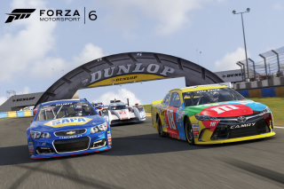 Forza Nascar Wallpaper for Android, iPhone and iPad