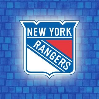 New York Rangers NHL - Obrázkek zdarma pro iPad