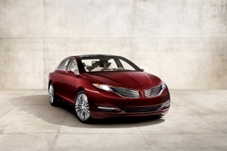 Free Lincoln MKZ Picture for Android, iPhone and iPad