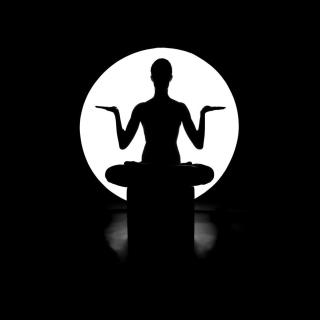 Moonlight Yoga - Obrázkek zdarma pro iPad mini 2