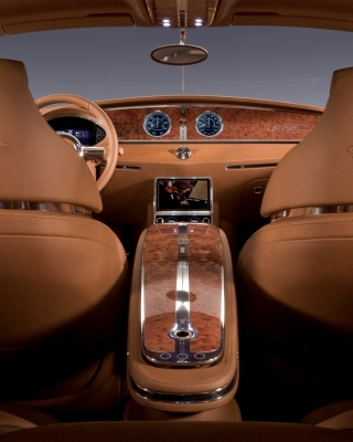 Bugatti 16C Galibier - Obrázkek zdarma pro 480x800
