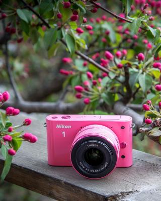 Nikon 1 V3 - Obrázkek zdarma pro Nokia Lumia 1020