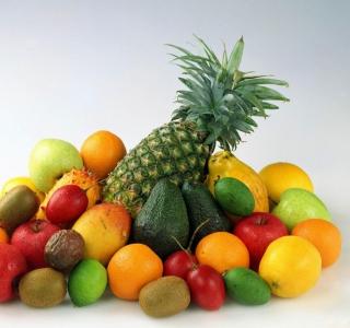 Tropic Fruit - Obrázkek zdarma pro iPad mini 2