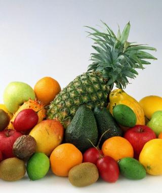 Tropic Fruit - Obrázkek zdarma pro Nokia Lumia 620