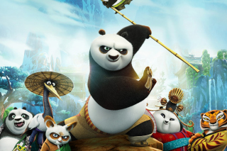 Free Kung Fu Panda 3 Picture for Android, iPhone and iPad