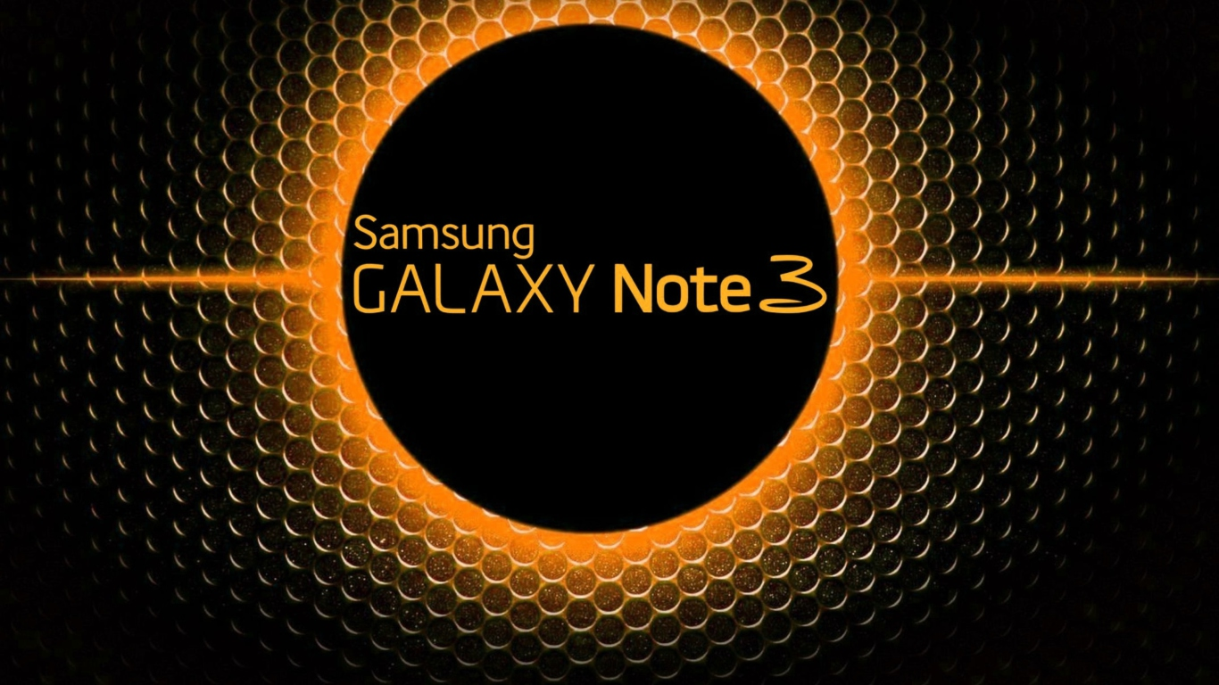 Samsung Galaxy Note 3 Wallpaper For 1366x768