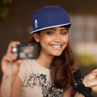 Selfie Hip-Hop Girl - Obrázkek zdarma pro 1024x1024