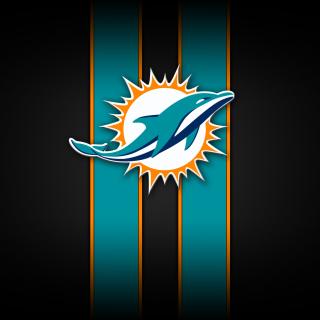 Miami Dolphins - Obrázkek zdarma pro 208x208