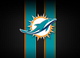 Miami Dolphins - Obrázkek zdarma pro 1366x768