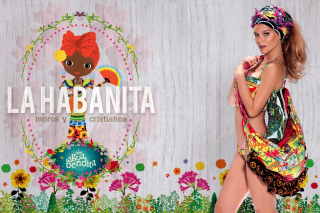 Free Agua Bendita Swimwear Picture for Android, iPhone and iPad