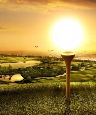 Golfs Obsession - Obrázkek zdarma pro Nokia Lumia 920