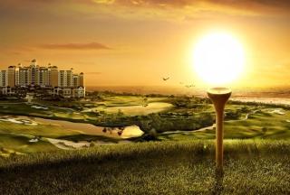 Golfs Obsession - Obrázkek zdarma pro LG Optimus M