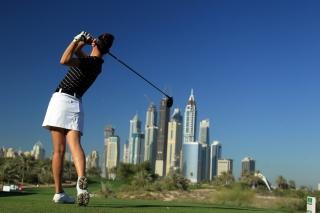 Golf - Obrázkek zdarma pro LG Optimus M