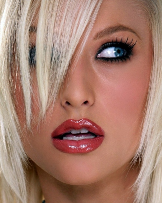 Blondes Face Picture for 480x854