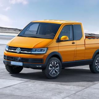 VW Tristar T6 - Obrázkek zdarma pro iPad